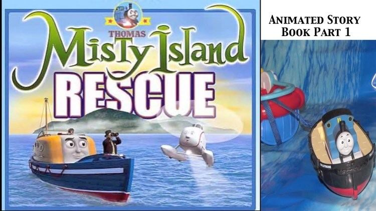 Misty Island Rescue Thomas and Friends Trackmaster Village Misty Island Rescue Animated