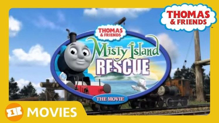 Misty Island Rescue Misty Island Rescue DVD In Stores Now Thomas Friends YouTube