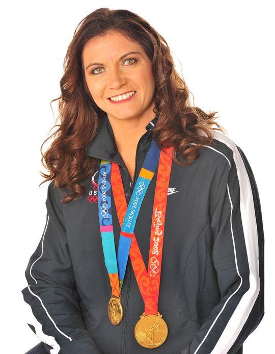 Misty May-Treanor Misty May Olympic Medalist talks about MCAA