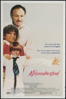 Misunderstood (1984 film) Misunderstood 1984 film Wikipedia