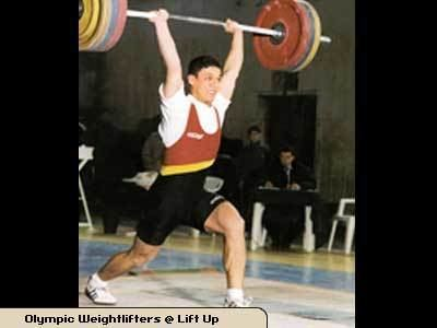 Mital Sharipov Mital Sharipov Olympic Lifters Profiles Lift Up