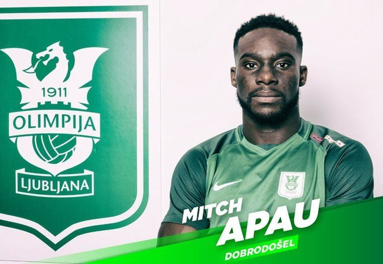 Mitch Apau Apau Mitch signs for Olimpija in Slovenian Archives Sports News GH