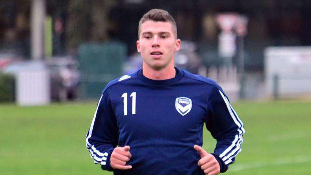 Mitch Austin Melbourne Victory recruit Mitch Austin hails training intensity