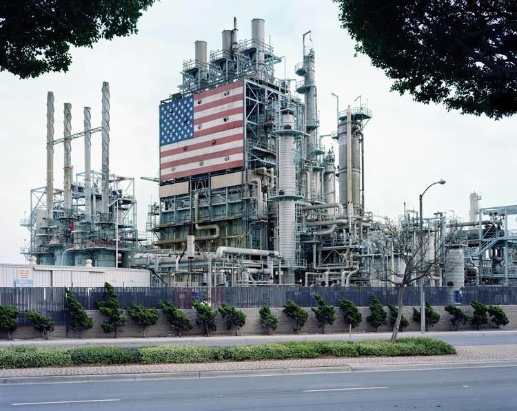 Mitch Epstein BP Carson Refinery California39 Mitch Epstein Tate
