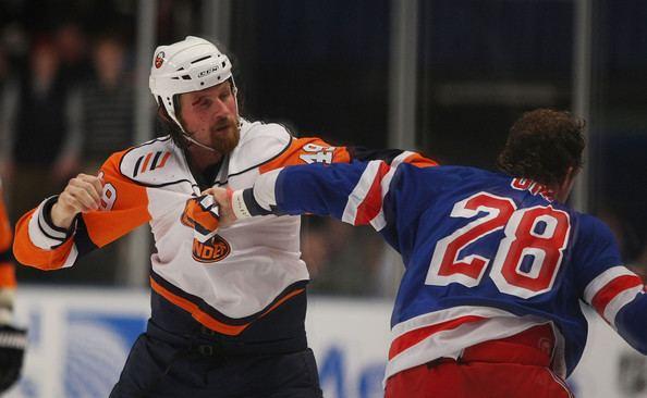Mitch Fritz Mitch Fritz Photos New York Islanders v New York Rangers