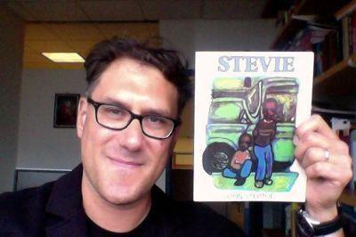 Mitch Horowitz Mitch Horowitz How Stevie by John Steptoe shaped my life