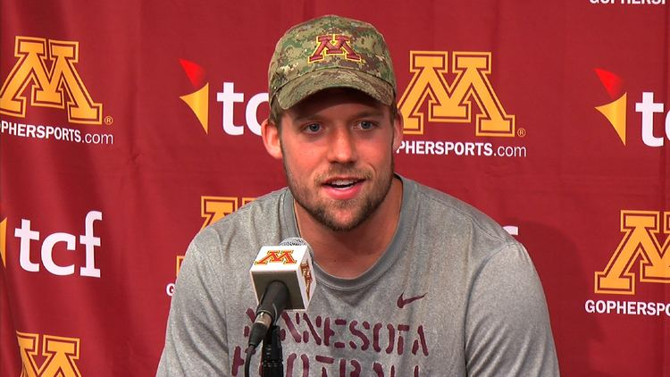 Mitch Leidner Gophers QB Leidner Out Against Maryland WCCO CBS Minnesota