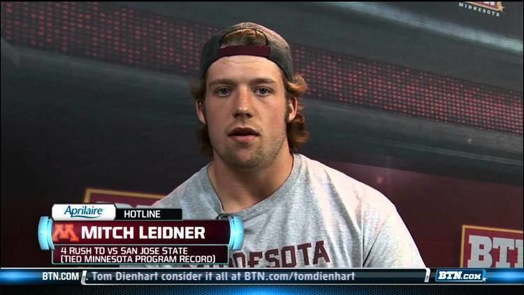 Mitch Leidner Mitch Leidner BTNLive Interview YouTube