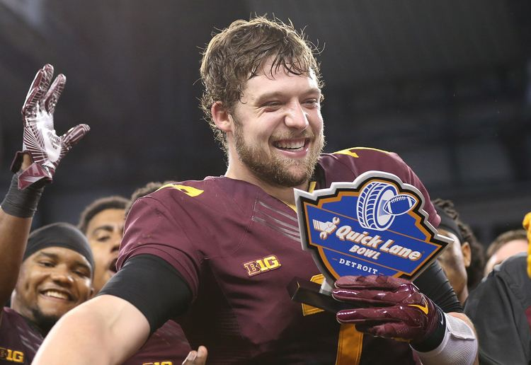 Mitch Leidner Gophers Have Full Faith In 5th Year QB Mitch Leidner WCCO CBS