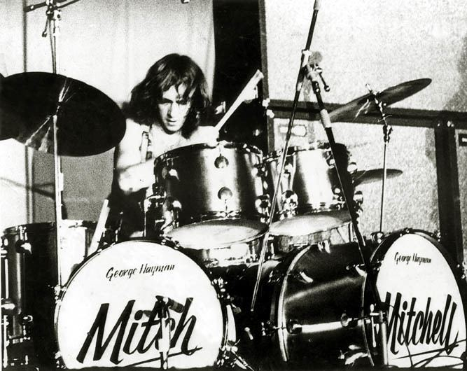 Mitch Mitchell Mitch Mitchell Pictures Famous Drummers