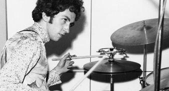 Mitch Mitchell Hendrix Experience Drummer Mitch Mitchell Has Died Uncut