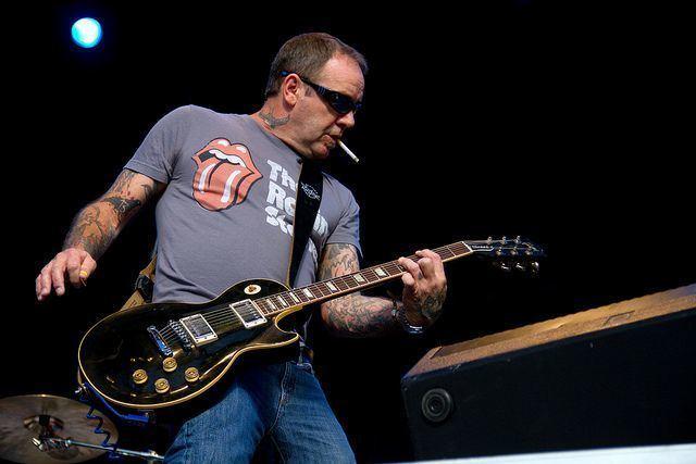 Mitch Mitchell (guitarist) Mitch Mitchell The Original GBV guitar badass Its a Long Way to