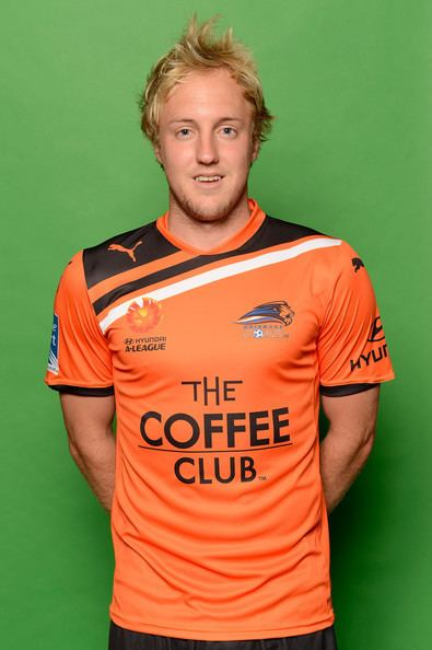 Mitch Nichols Mitch Nichols Pictures Brisbane Roar Headshots Session
