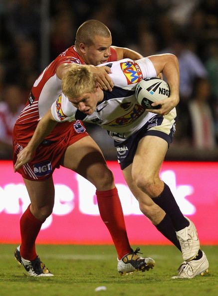 Mitch Rivett Mitch Rivett Photos Photos NRL Rd 5 Dragons v Broncos Zimbio