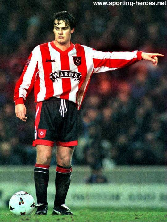 Mitch Ward Mitch WARD League appearances for The Blades Sheffield United FC