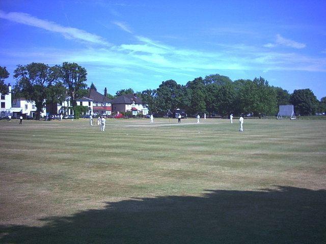 Mitcham Cricket Green