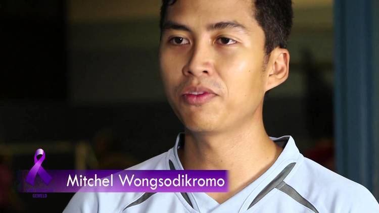Mitchel Wongsodikromo Mitchel Wongsodikromo spreekt zich uit tegen huiselijk geweld YouTube
