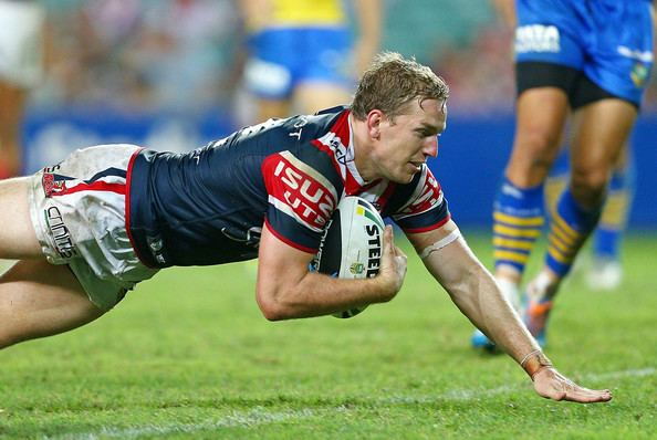 Mitchell Aubusson Mitchell Aubusson Pictures NRL Rd 2 Roosters v Eels
