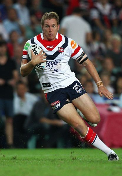 Mitchell Aubusson Mitchell Aubusson Pictures NRL Rd 1 Roosters v