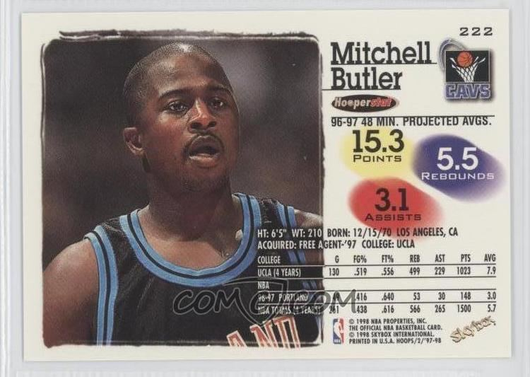 Mitchell Butler httpsimgcomccomiBasketball199798NBAHoop