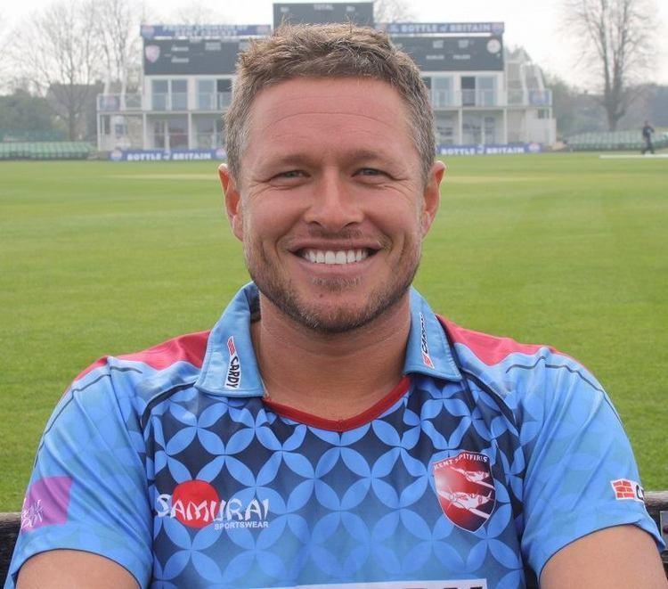 Mitchell Claydon Claydon enjoying senior status Kent Sports News
