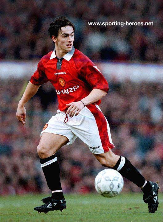 Michael Clegg Michael CLEGG Premiership Appearances Manchester United FC