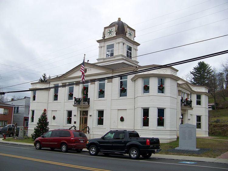 Mitchell County Courthouse (North Carolina)