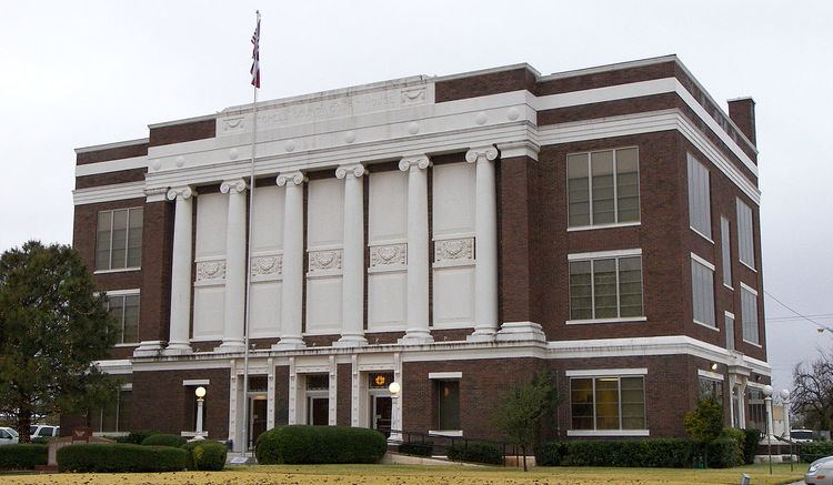 Mitchell County Courthouse (Texas)