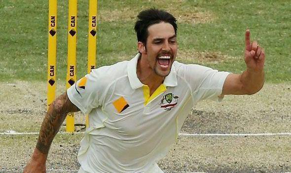 Mitchell Johnson (cricketer) Australia cricketer Mitchell Johnson rejects peace