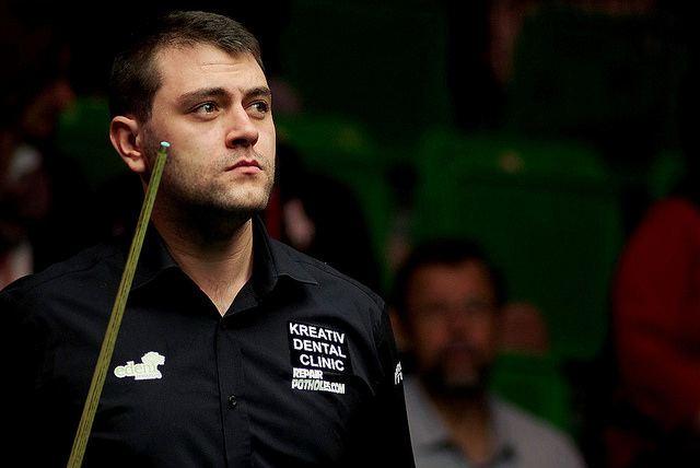 Mitchell Mann Mitchell Mann World Snooker