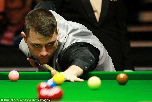 Mitchell Mann Mitchell Mann ready for snookers version of Wembley as he prepares