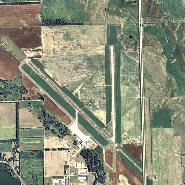 Mitchell Municipal Airport