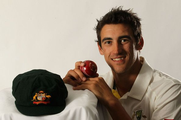 Mitchell Starc (Cricketer)