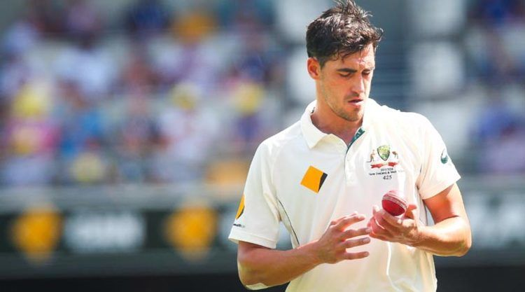 Mitchell Starc clocks 1604 kmph against New Zealand at The WACA