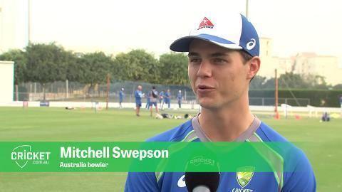 Mitchell Swepson Swepson ready for Bangladesh challenge cricketcomau