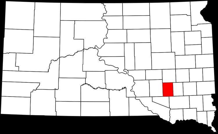 Mitchell Township, Davison County, South Dakota