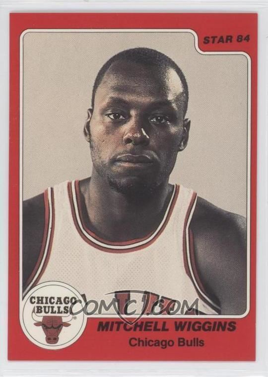 Mitchell Wiggins 198384 Star 179 Mitchell Wiggins COMC Card Marketplace