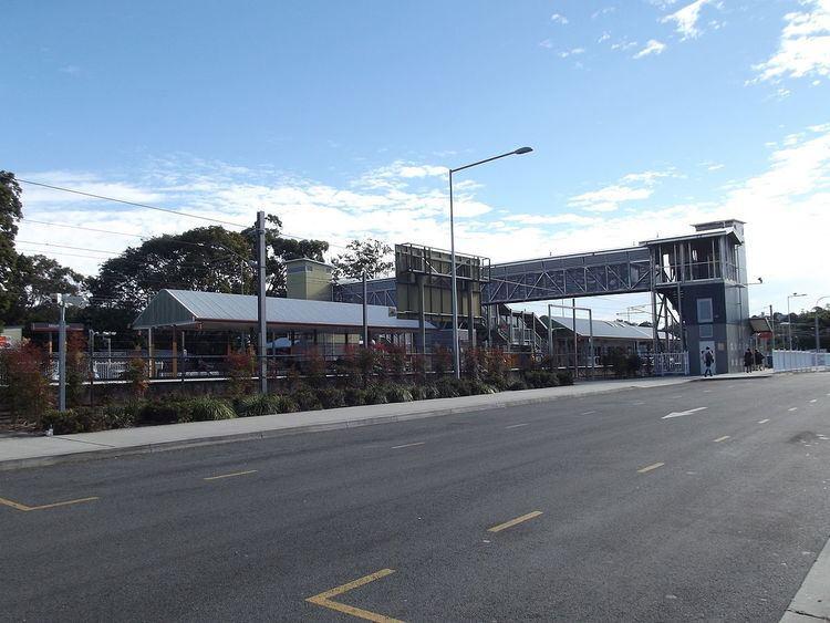 Mitchelton railway station