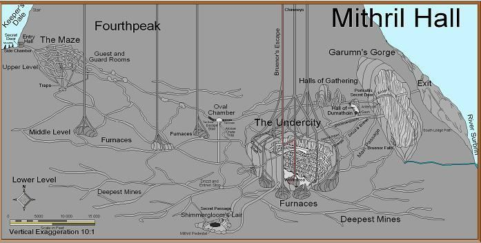 Mithral Hall FactpileTopia View topic mithral hall drizzt books besieged
