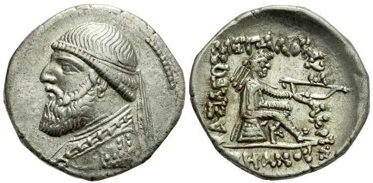 Mithridates II of Parthia