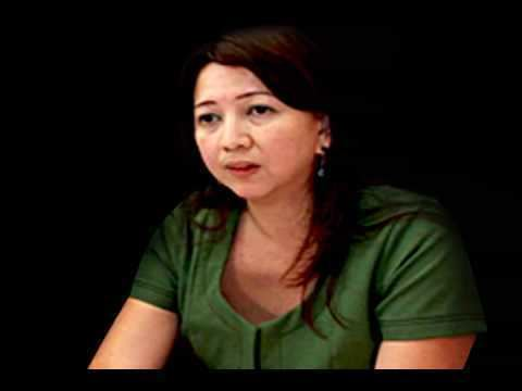 Mitos Magsaysay the hysterical congresswoman mitos magsaysay part1 YouTube