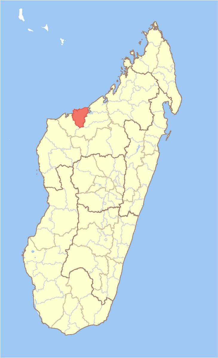 Mitsinjo District