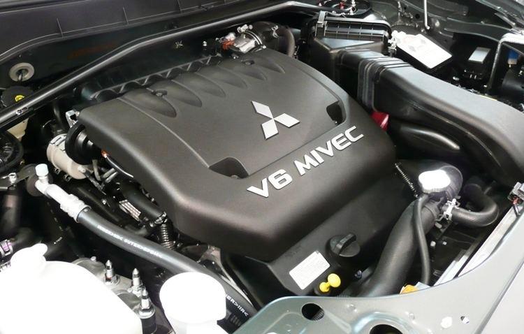 Mitsubishi 6B3 engine