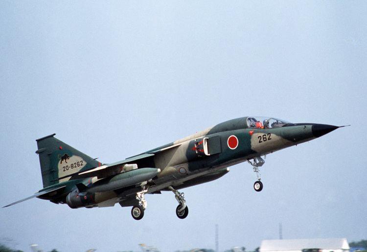 Mitsubishi F-1 Mitsubishi F1 Supersonic ReiSen Strike AntiShip Fighter Aircraft