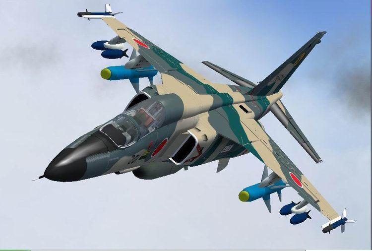 Mitsubishi F-1 Mitsubishi F1 Supporting Fighter for FSX