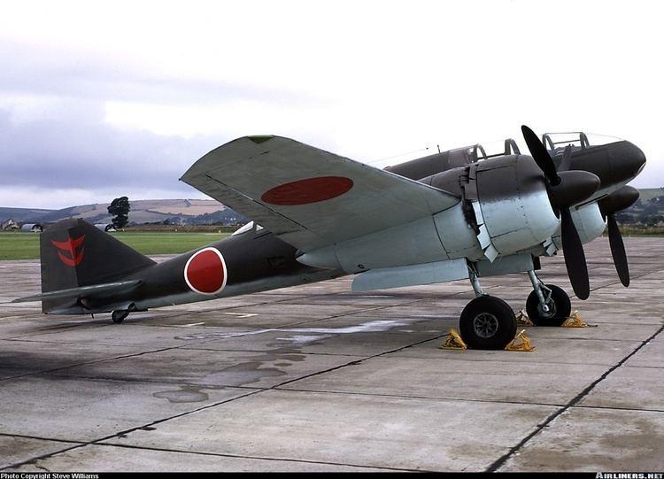 Mitsubishi Ki-46 Mitsubishi Ki463 Japan Air Force Aviation Photo 0251981