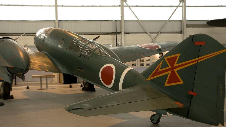 Mitsubishi Ki-46 Mitsubishi Ki463 5439 Japanese Air Force Aviationmuseum