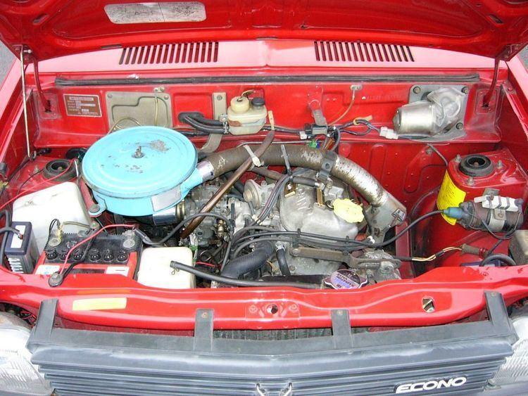 Mitsubishi Vulcan Engine