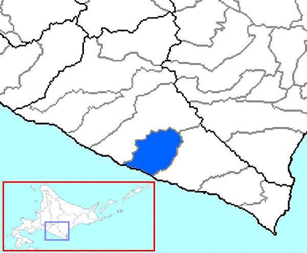 Mitsuishi District, Hokkaido
