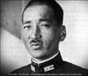 Mitsuo Fuchida Mitsuo Fuchida Captain Imperial Japanese Navy Air Force
